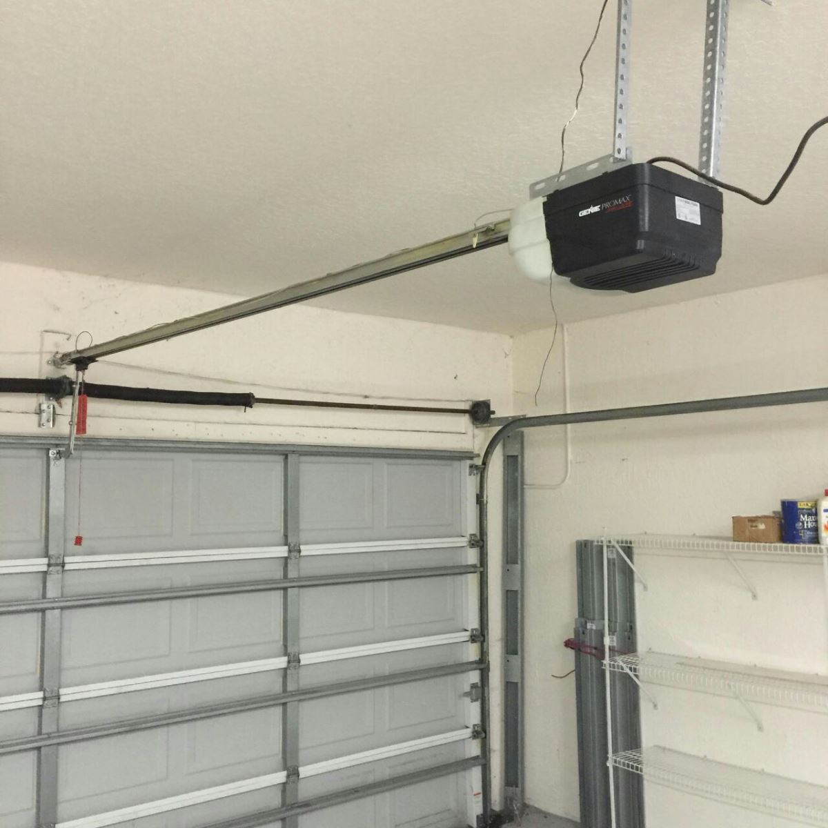 Screw Drive Garage Door Opener Garage Door Repair Hyde Park FL